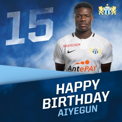 tosin-aiyegun-fc-zurich-raiffeisen-super-league-st-gallen-swiss-super-league-birthday