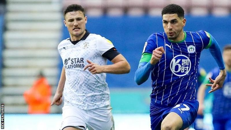 Balogun Back For Wigan Vs Blackburn Championship Clash