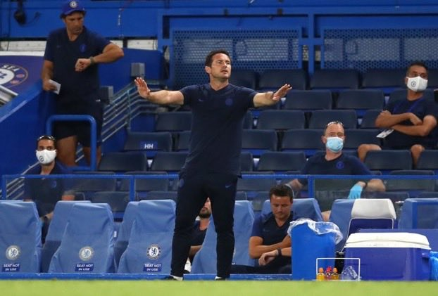 Lampard: We Need More Time To Develop
