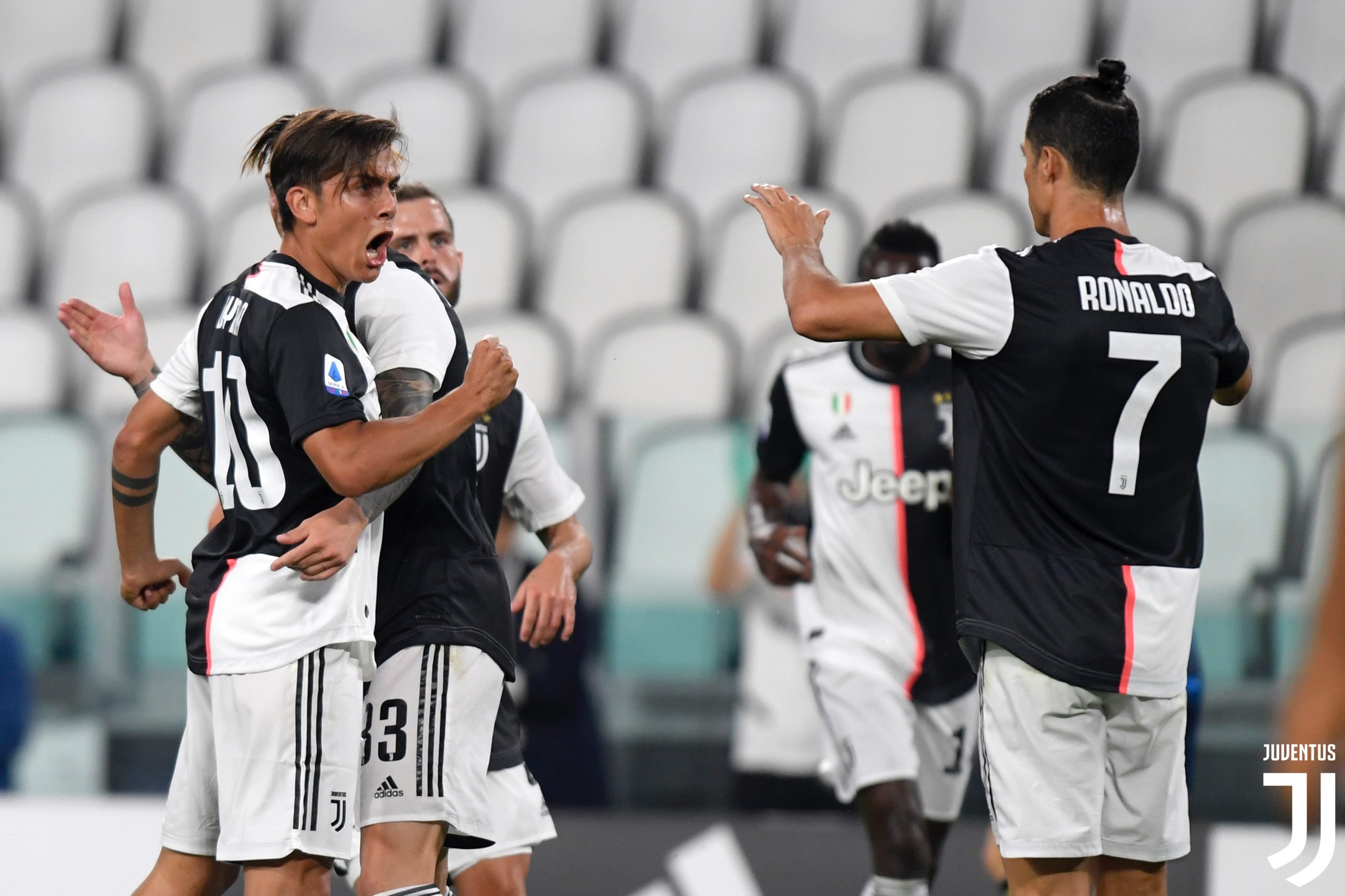 Serie A: Juventus Thrash Lecce To Extend Lead At The Top