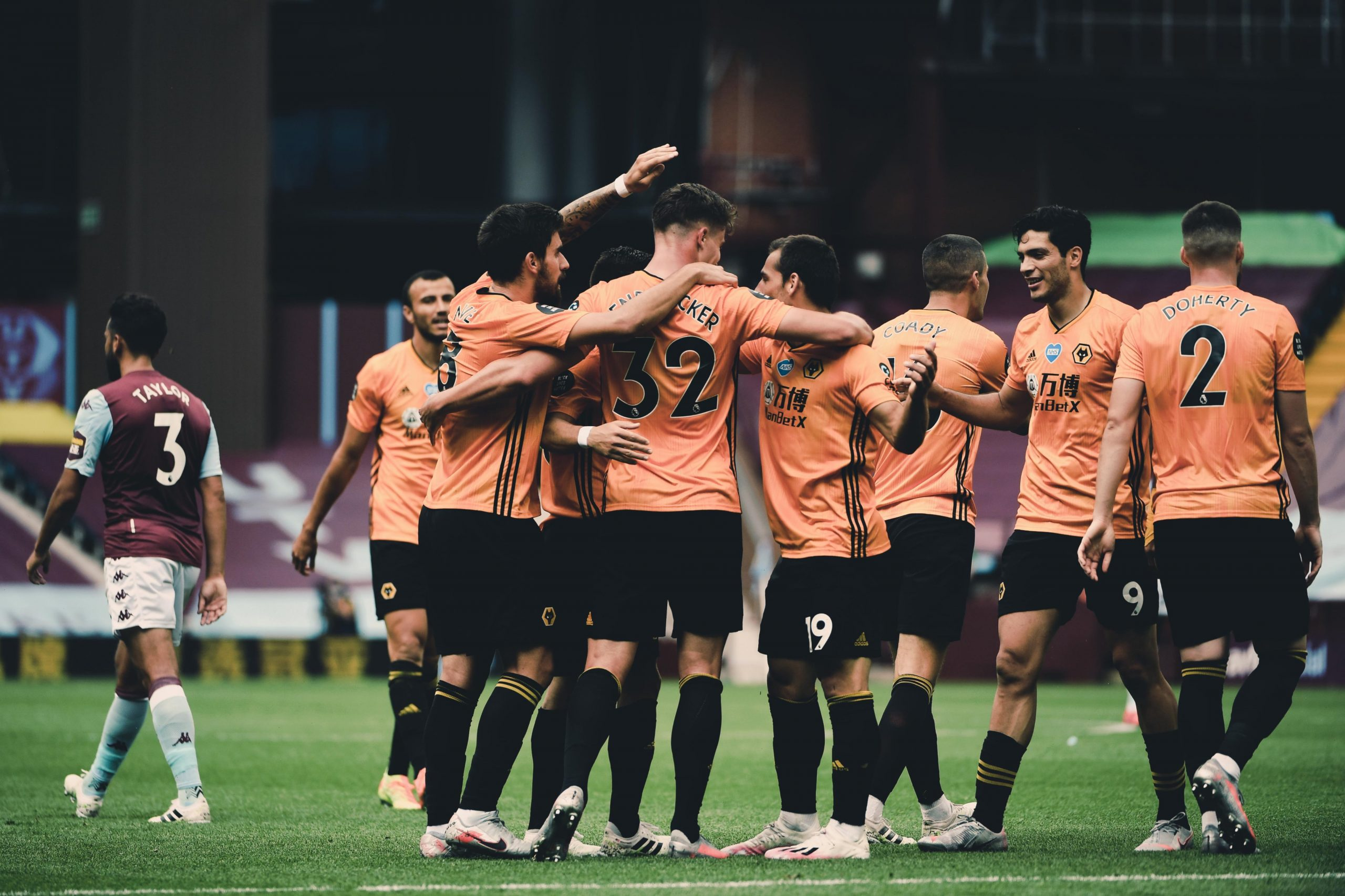 Premier League: Wolves Boost Champions League Qualification Hopes With Win Vs Villa