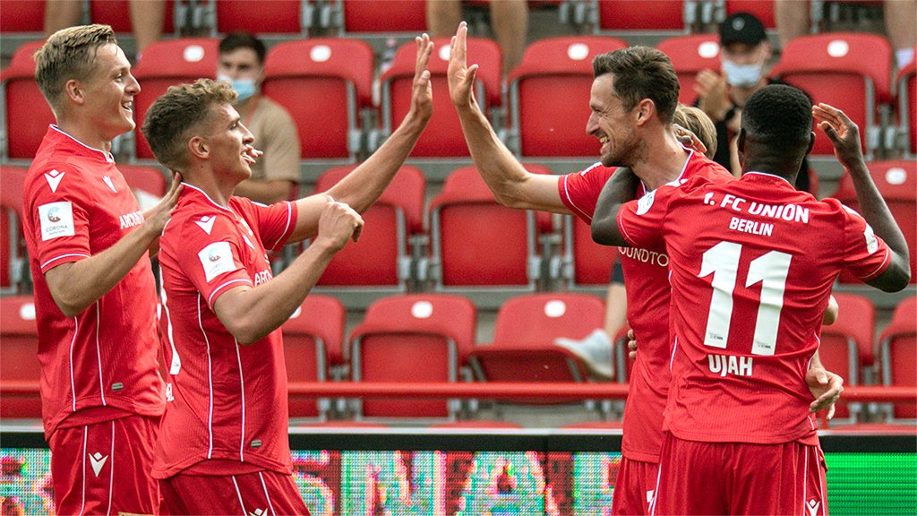 Bundesliga: Ujah Ends  15-Game Goal  Drought, Bags Assist; Abdullahi Also On Target For Union Berlin
