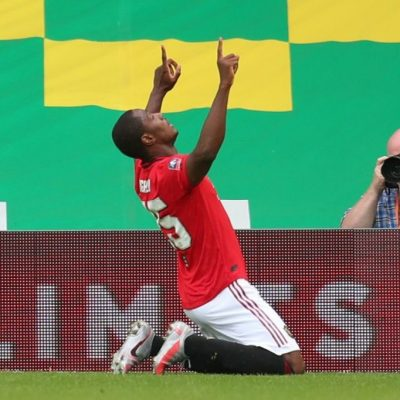 Ighalo Targets More History At Man United After Equaling 95-Year Record