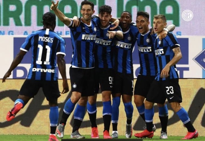 Inter Milan's Late Comeback Win vs Parma Excites Moses