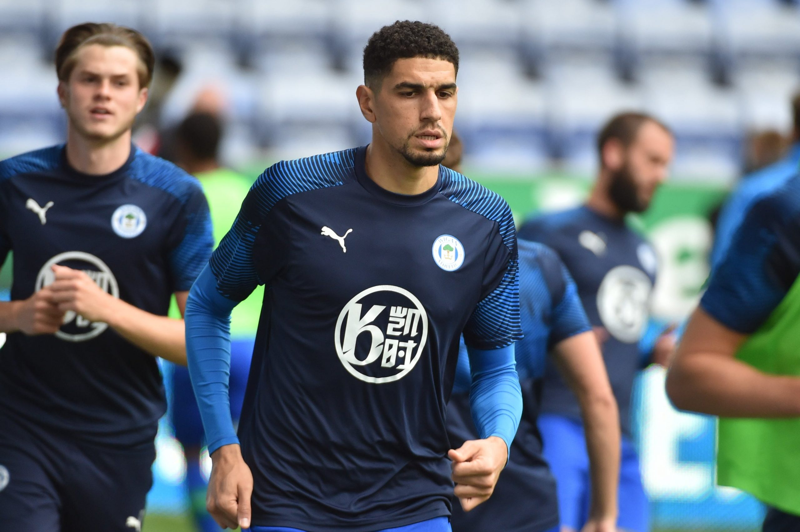 Eagles Roundup: Balogun Extends Winning Run With Wigan; Agu Grabs Assist For Guimaraes,  Omeruo Injured In Leganes' Loss To Sevilla