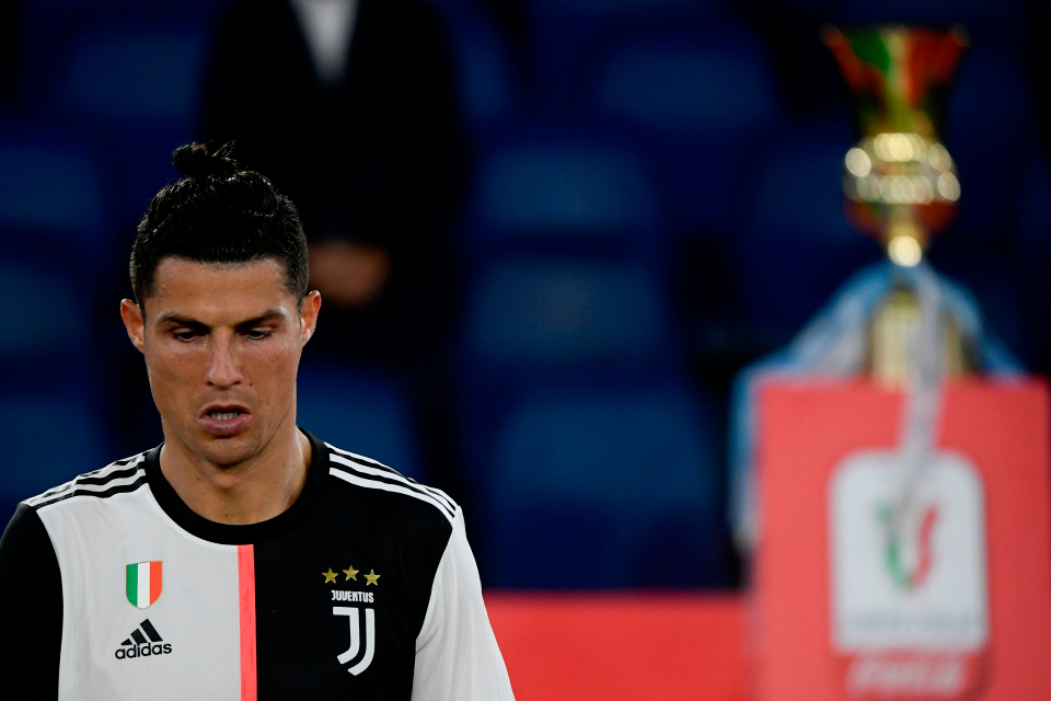 Sarri: Ronaldo, other Juventus stars lacking sharpness