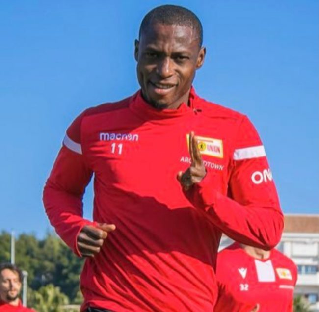 Ujah Eager To Face Former Club  Cologne In Bundesliga Matchday 31