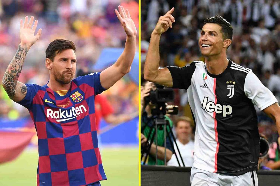 Laliga President: Messi's Exit From Spanish Football Will Be Felt More Compared To Cristiano Ronaldo's