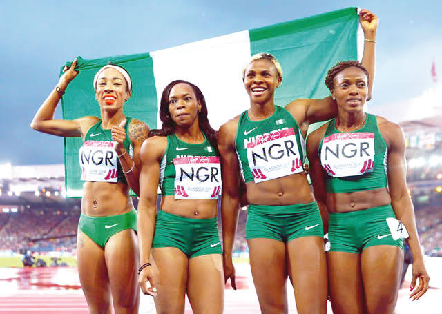 Nigerian Relay Teams Get Tokyo Olympics Boost As World Athletics Add Relays To Qualifying Events