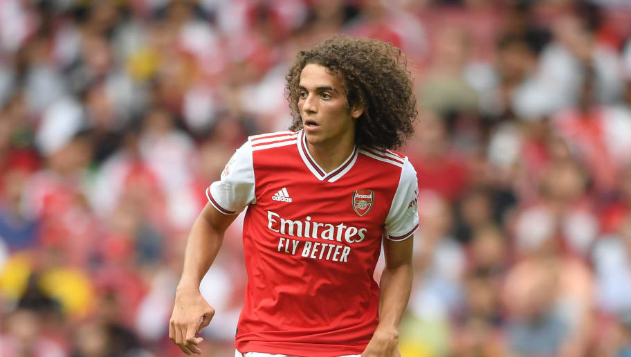 Guendouzi Informs Arsenal He Wants To Leave This Summer
