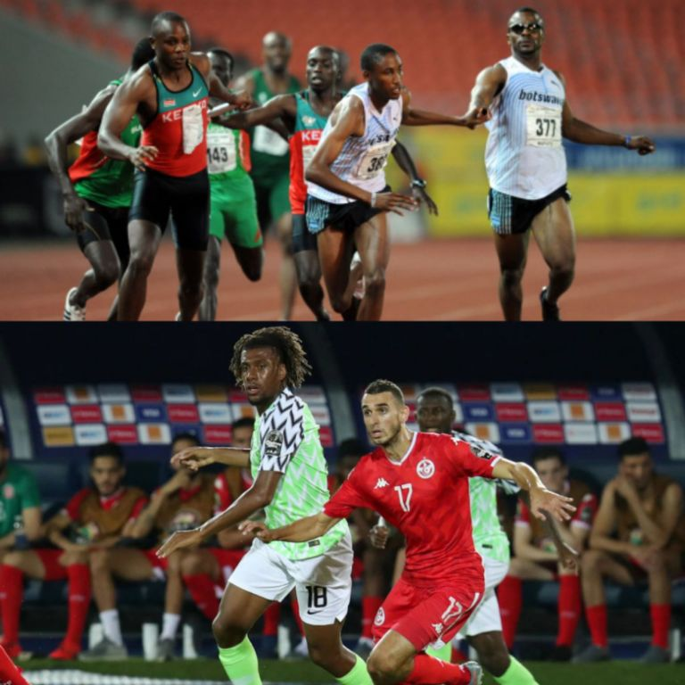 Most Popular Sports In Africa