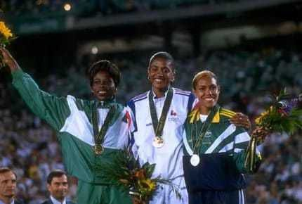 This Day In History – July 29 1996:  Ogunkoya Bags 1st Individual Olympic  Medal (Athletics) For Nigeria