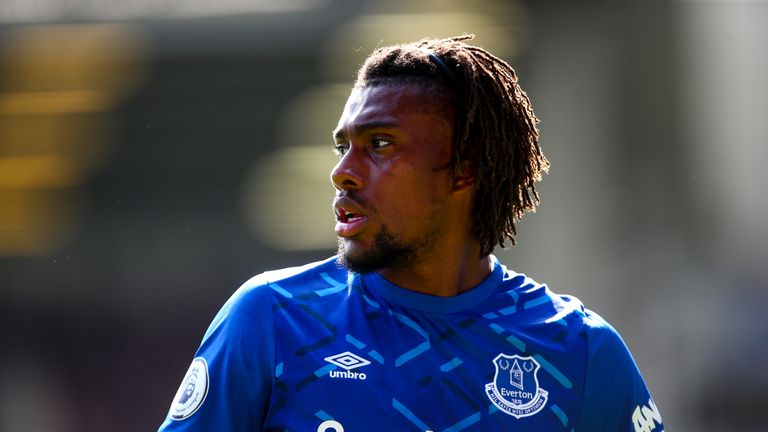 Premier League: Iwobi Out Of Everton Vs West Ham Game With Injury