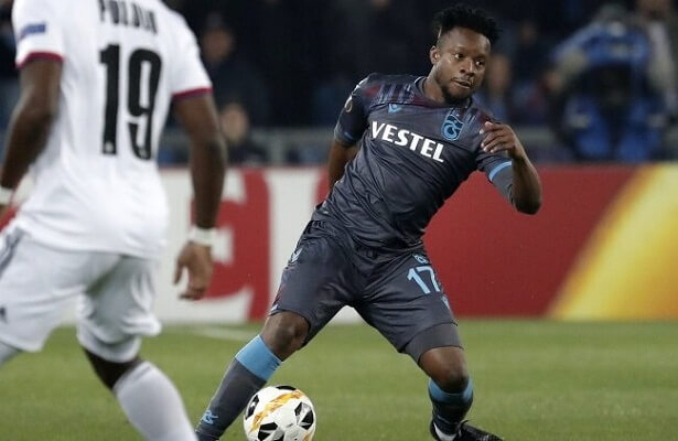 Onazi Close To Joining Serbian Champions Red Star Belgrade