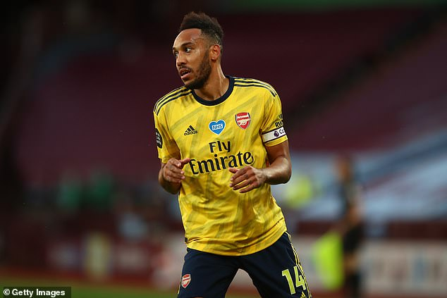 Arsenal Ready To Offer Aubameyang New £250,000-a-week Deal