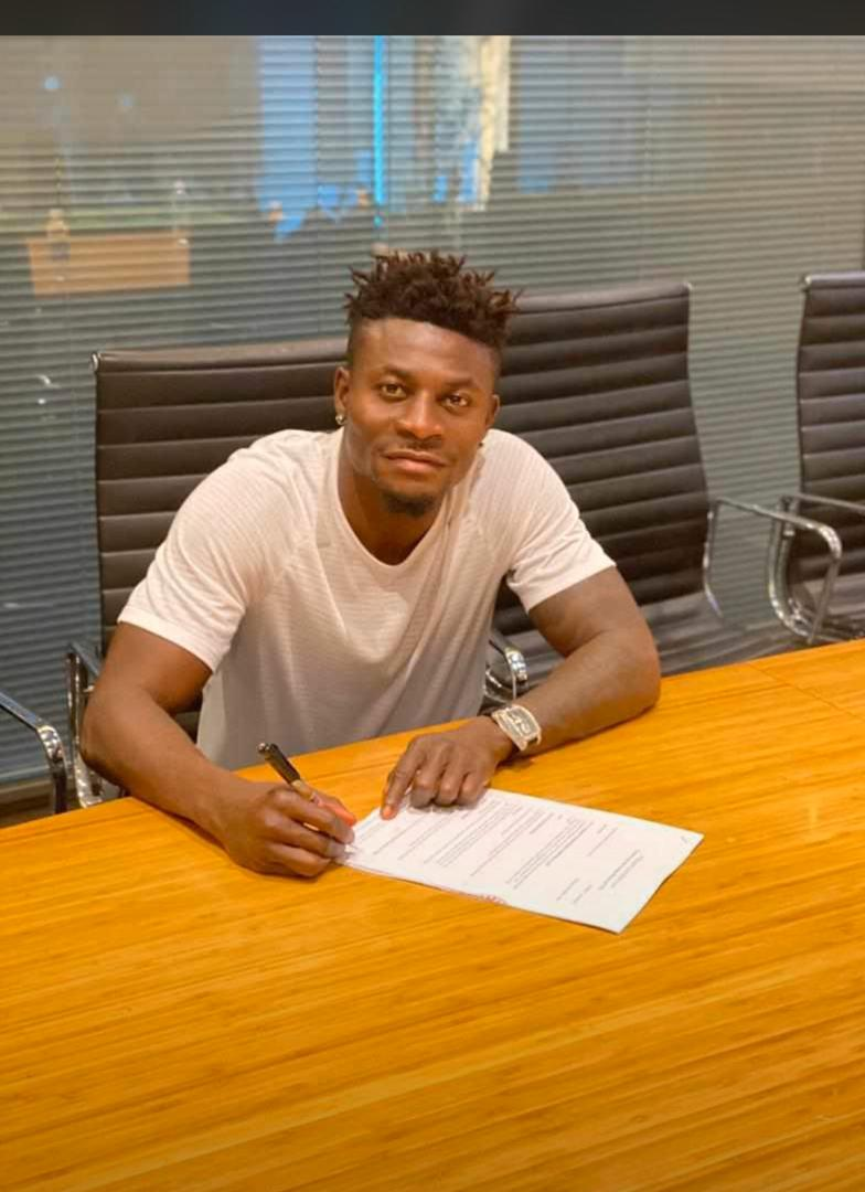 Martins Rejoins  Chinese Super League Club Shanghai Shenhua