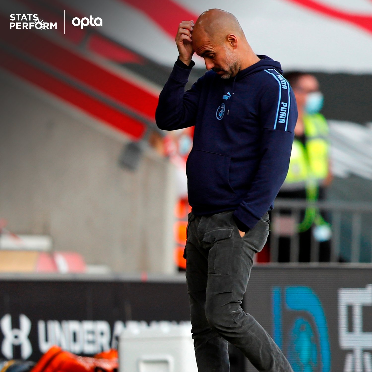 Guardiola at a loss to explain Man City defeats