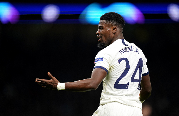 Tottenham defender Serge Aurier's brother killed after shooting in France
