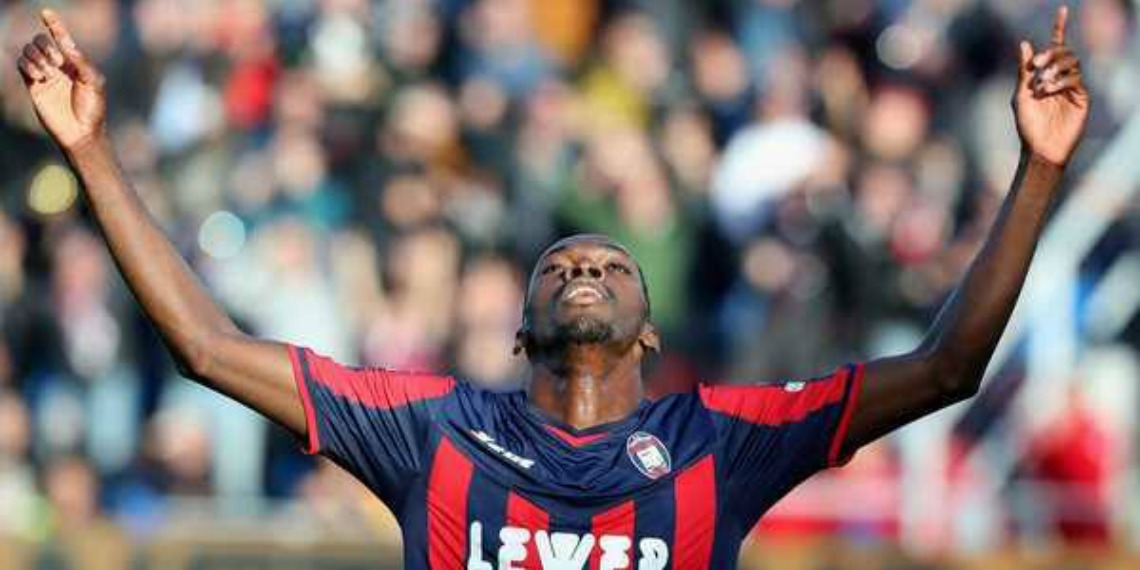 Crotone Chief Vrenna : Simy Nwankwo Not For Sale