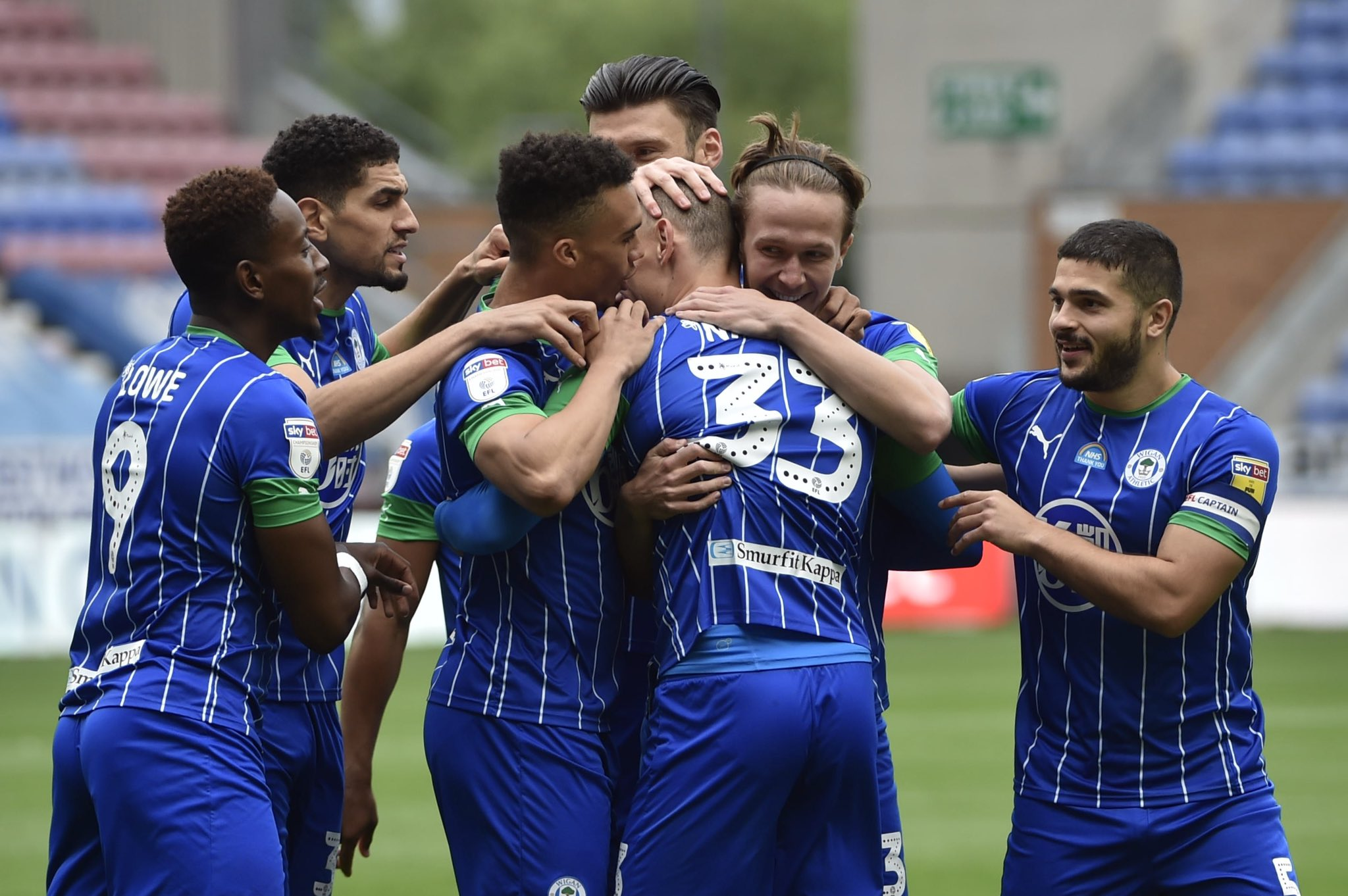 Eagles Euro Roundup: Balogun Helps WiganBag Historic Win Vs Hull; Ajayi's West Brom Slip Up In Promotion Race