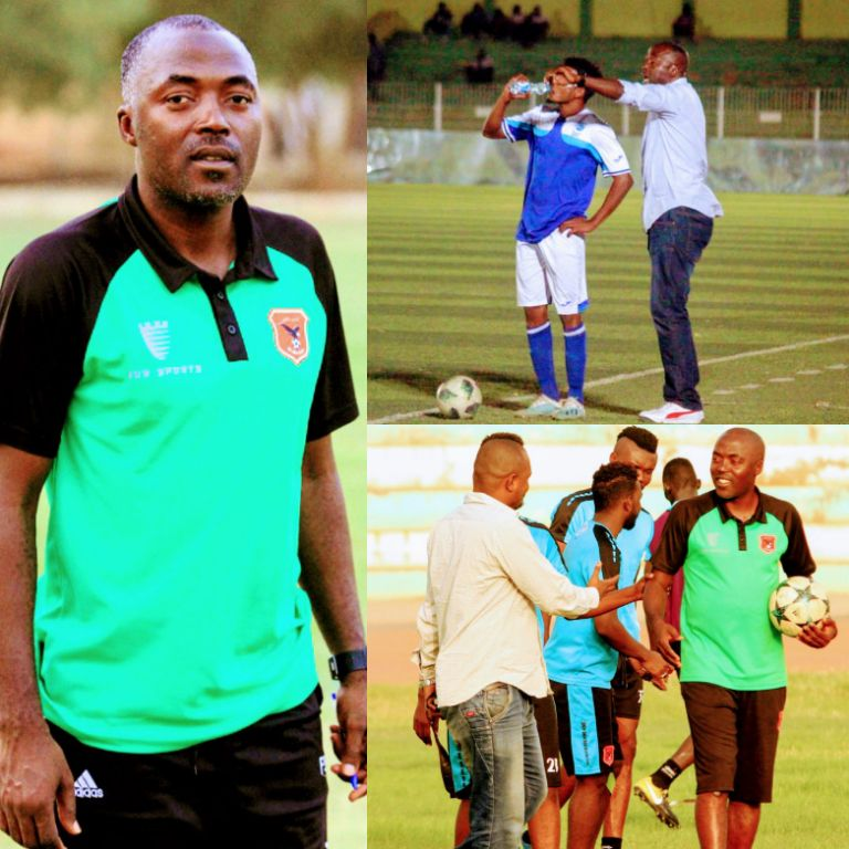 Nigerian Coach Mohammed Targets  Sudanese Premier League Title With Al-Fasher