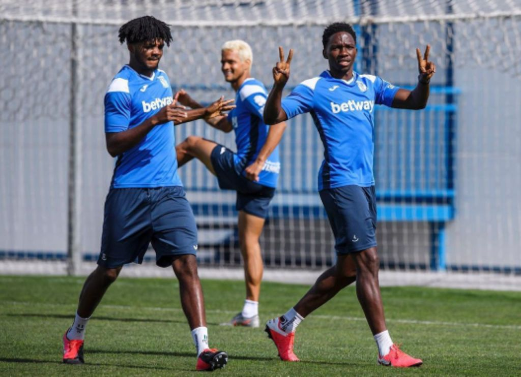 LaLiga: Leganes Without Omeruo, Awaziem For Must -Win Clash Against Athletic Bilbao