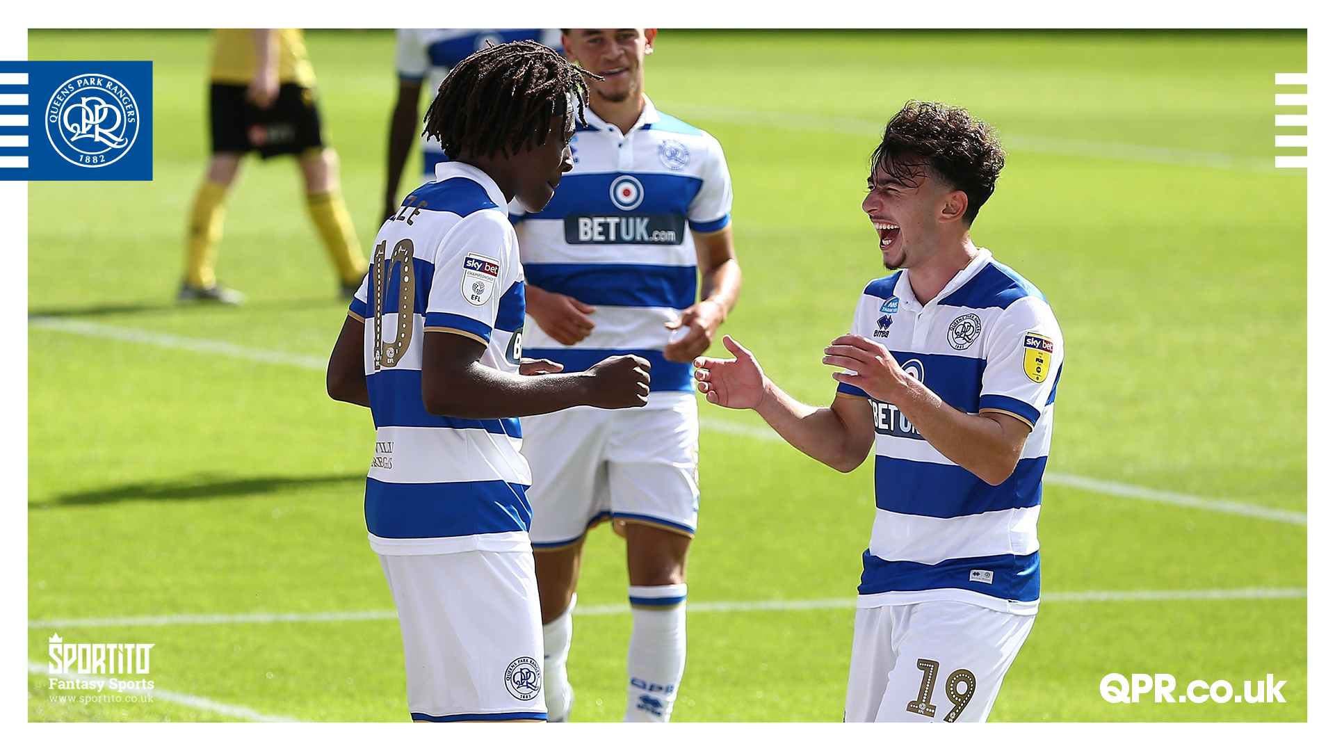 QPR Set Eze's Transfer Fee At £20m