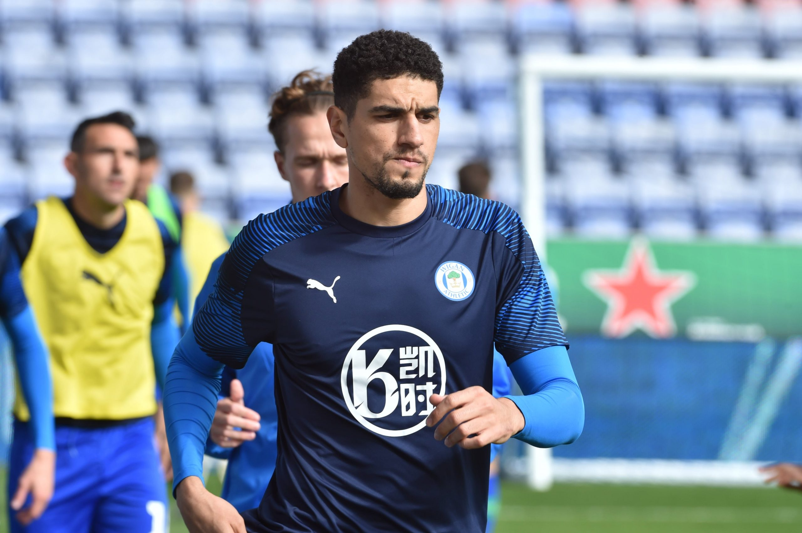 Balogun Disappointed With Wigan  Away Draw Vs   Charlton Athletic
