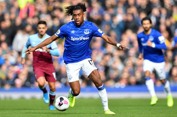 Iwobi Seeks To End 23-Game Drought As Everton Clash With Sheffield United