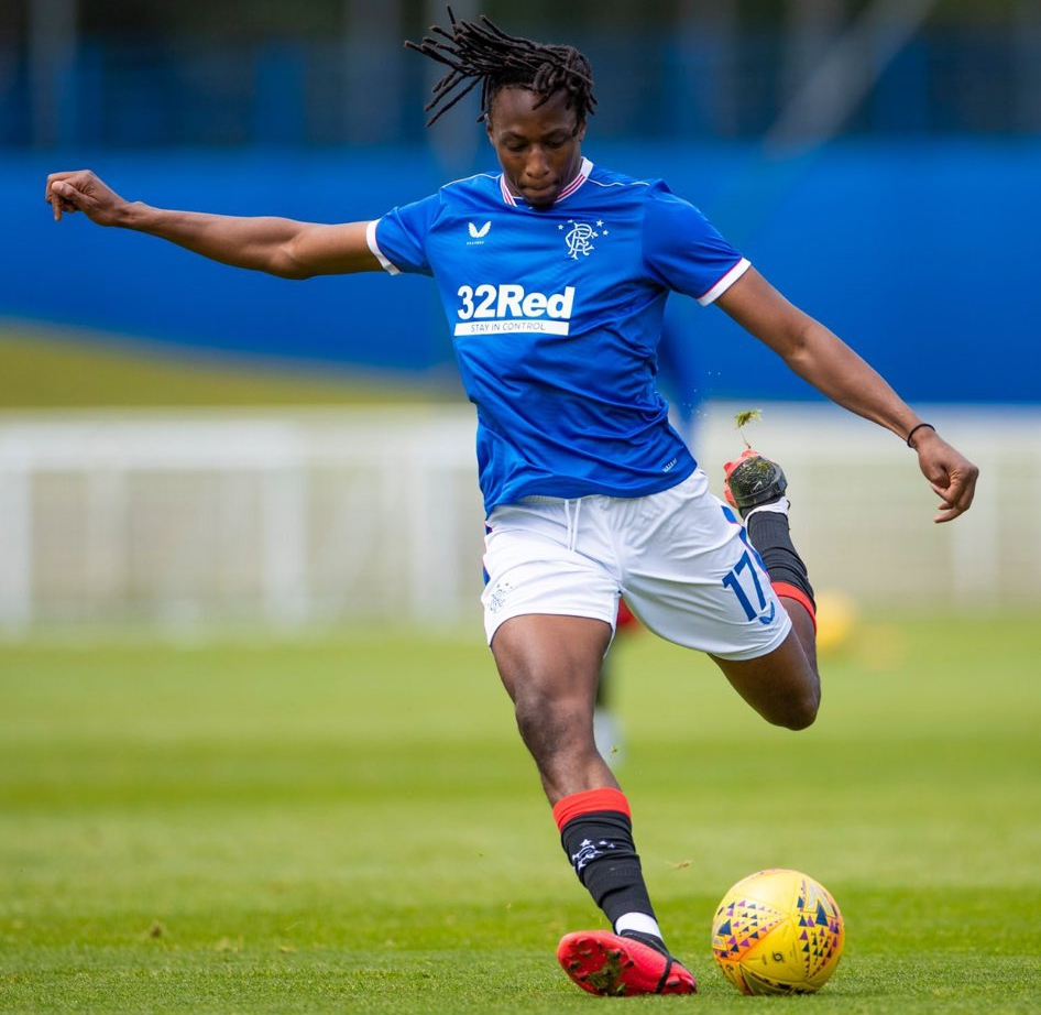 Aribo Admits Not Hitting Personal Target In First Season At Rangers