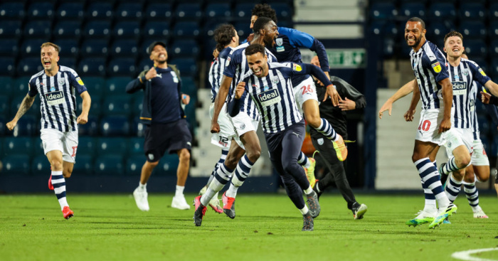 Championship: Eze On Target As Ajayi Helps West Brom Hold QPR, Pick EPL Ticket; Balogun's Wigan Relegated