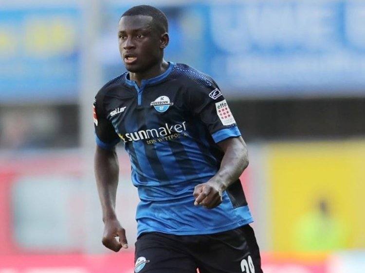 Paderborn Confirm  Offers  From Turkish Clubs For Collins
