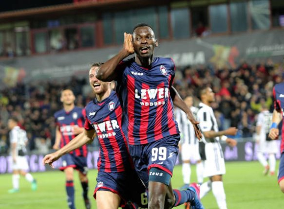 Simy Targets Permanent Serie A Stay As Crotone Start Season Vs Genoa