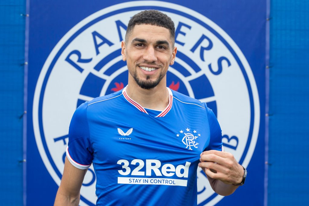 Rangers Chief Wilson:  Why We Signed Balogun