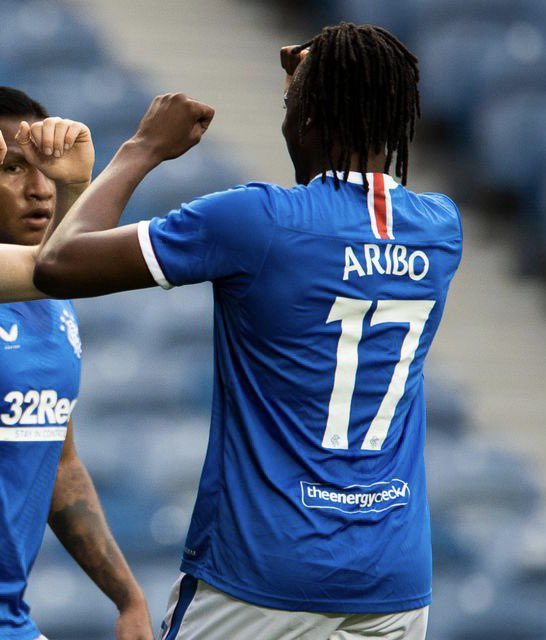 'He Has Been Stunning'- Gerrard Hails Aribo For Superb Pre-Season Form