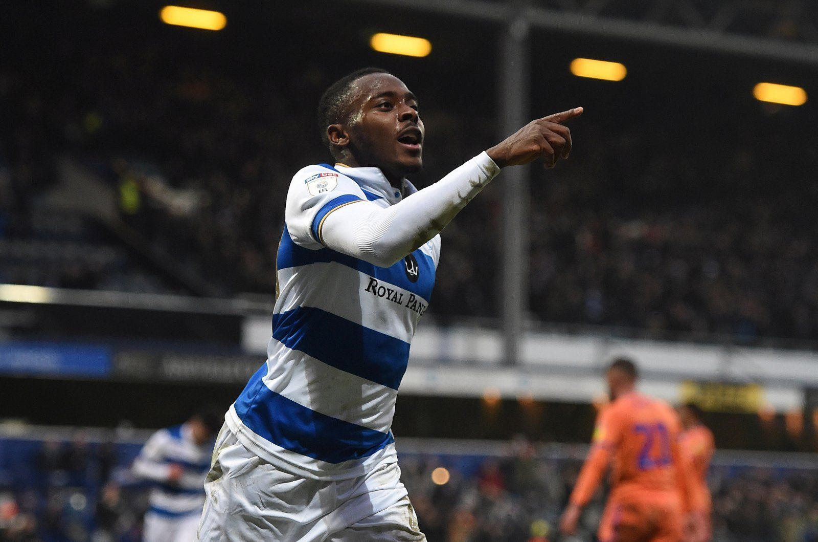 Osayi-Samuel Axed From QPR Squad After Rejecting New Contract