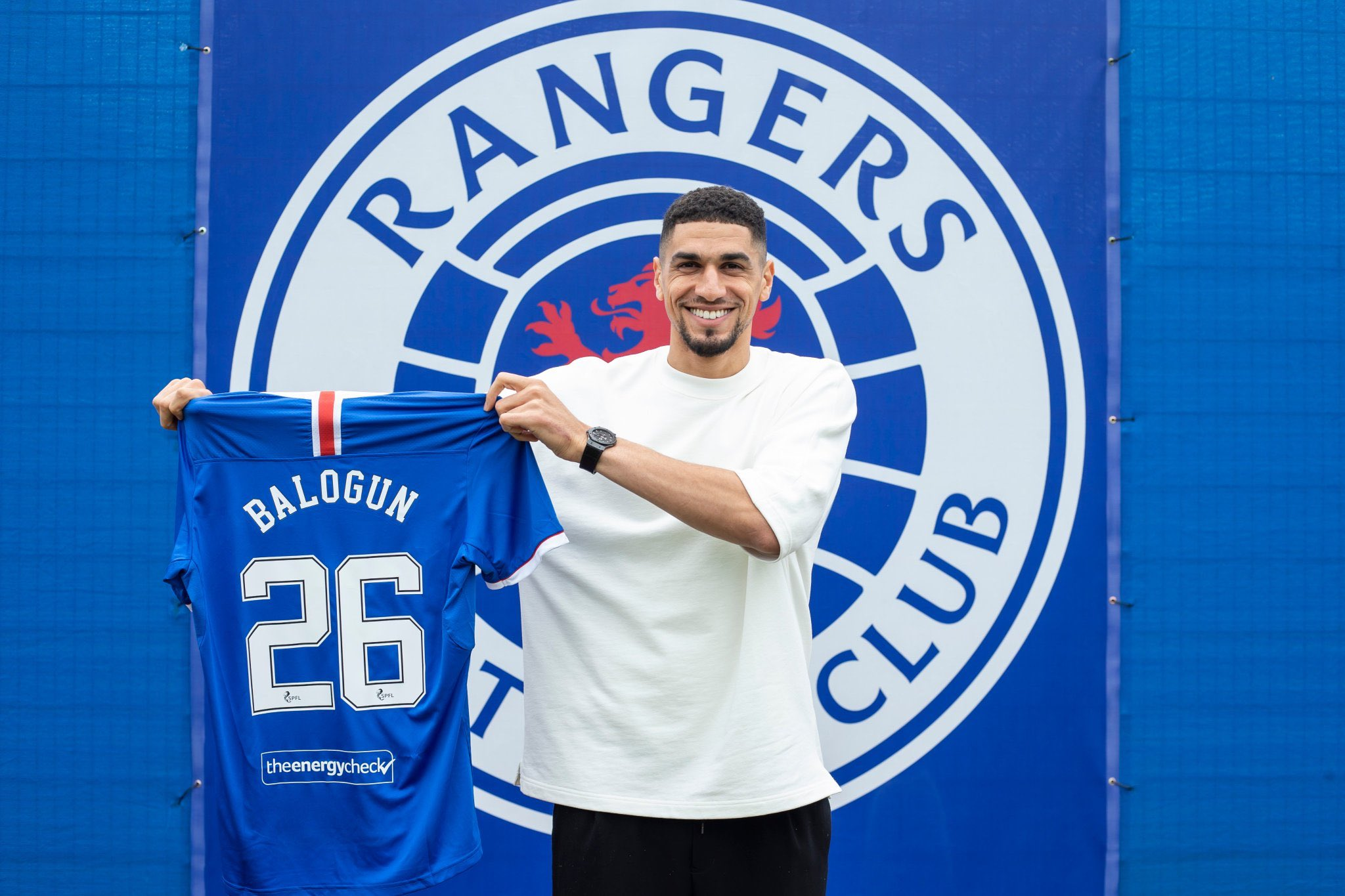 'Balogun Fit For Scottish Football, I Rate Him Highly'  –Brighton Midfielder, Bayal