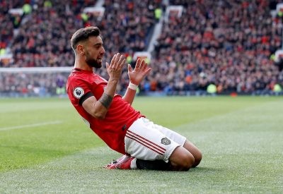 Mourinho Criticises Fernandes For Man United Penalty Record