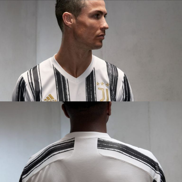 Juventus Wow Fans With Return Of  Black/White Stripes Home Shirt For 2020/21 Season
