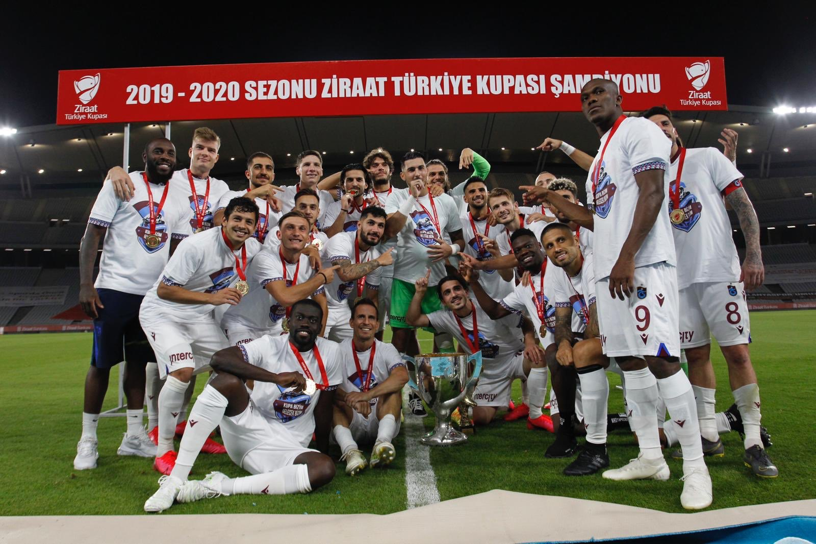 Mikel Congratulates Former Club Trabzonspor On Turkish FA Cup Win
