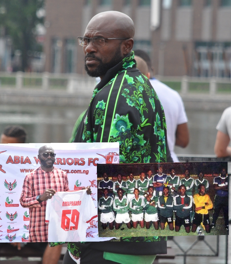 Amapakabo: How W/Cup Win With Golden Eaglets Swayed My Parents To Support My Football