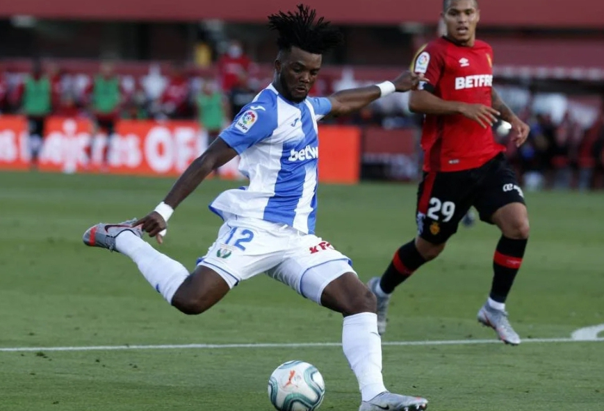 Awaziem Linked With Sevilla Move After Loan Stint At Leganes