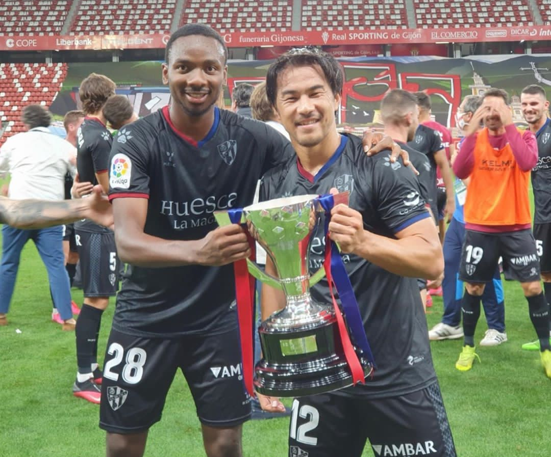 Nwakali To Retain Huesca Deal As Laliga Santander Newcomers Move To Sell Players