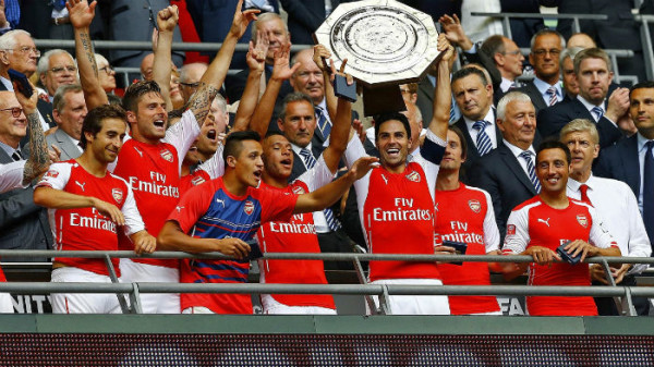 Arsenal may face Liverpool in Community Shield