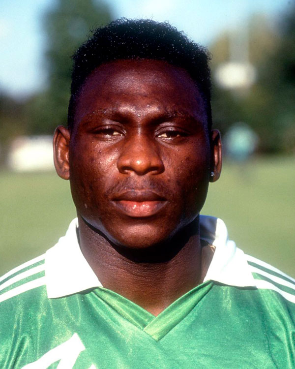 Amokachi: How Missing 1992 AFCON Helped My Football Career