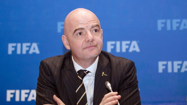 Criminal Proceedings Against FIFA President Infantino Launched In Switzerland