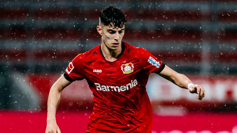 Leverkusen's Havertz Wants Chelsea Move Sealed Next Week