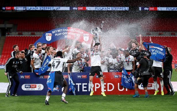 Fulham Beat Brentford, Secure Promotion Back To Premier League