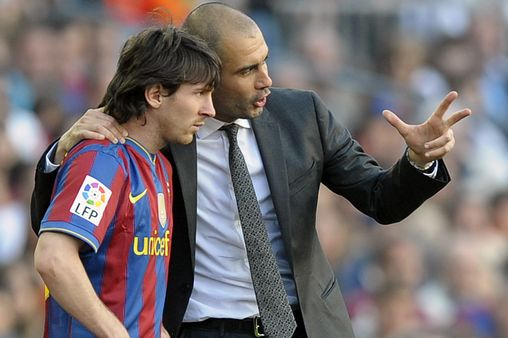 Messi In Contact With Guardiola Amid Man City Transfer Speculation