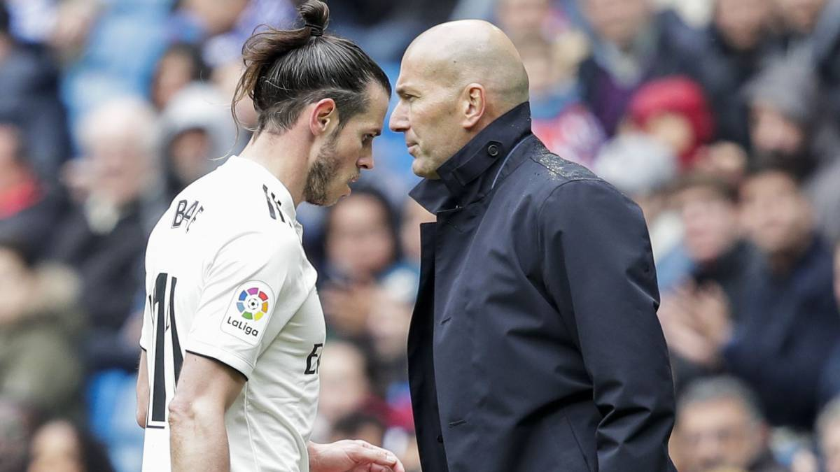 Bale Left Out Of Real Madrid Squad Ahead UCL Clash Vs Man City